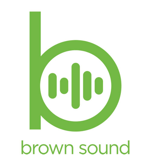 Brown Sound Logo